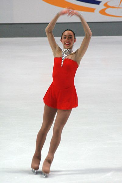 Brooklee Han, a graduate of Joel Barlow High School, placed 19th at the World Figure Skating championships in Japan.