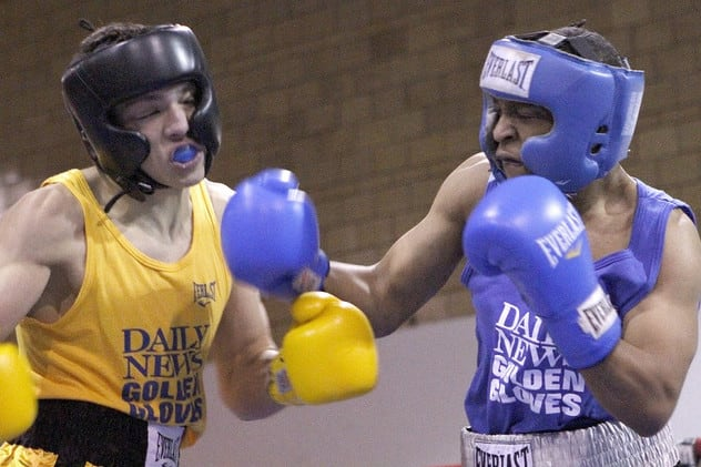 Six championship amateur boxers, including two from Westchester, are set to compete in the Golden Gloves match on Wednesday, April 2.