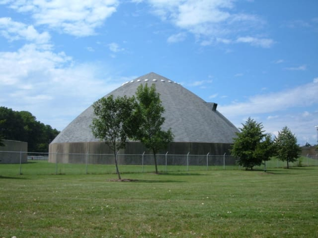 Salt sheds are scheduled for repair in several towns.