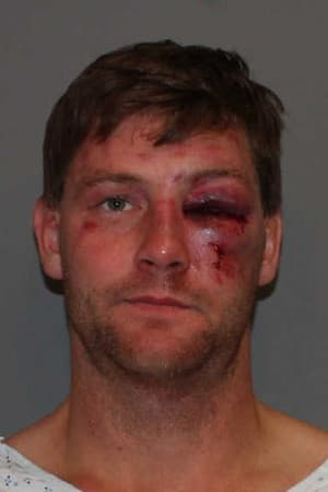 Christian Garnett, 32, was charged with assault on a police officer and driving under the influence Oct. 31 by Norwalk Police.