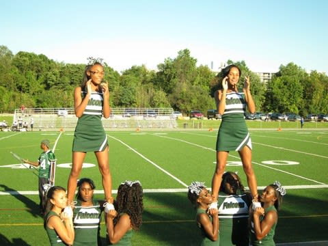 Woodlands High School cheerleaders and the senior class are partnering for their first-ever mattress sale fund-raiser.
