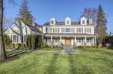 Nine Westchester neighborhoods have made the list of the Top 25 Richest Neighborhoods In the New York City Suburbs.