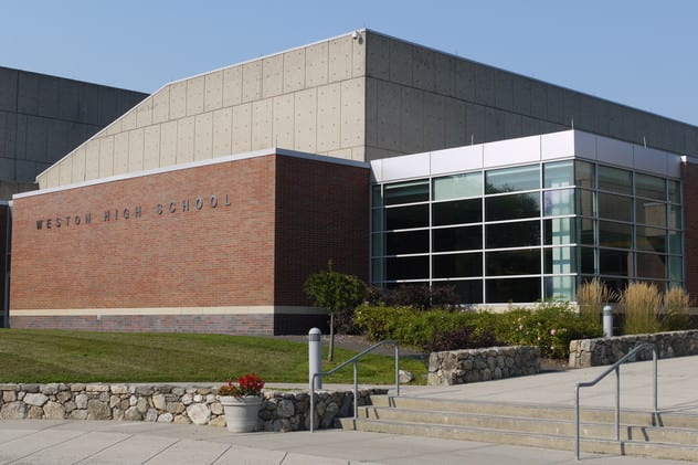 Weston High School is among the most challenging high schools in Connecticut, according to an annual Washington Post study.