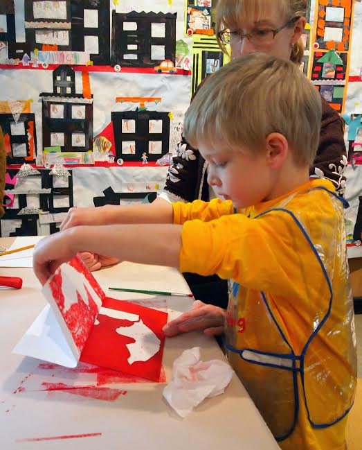 The Katonah Museum of Art is set to host a drop-in spring break program for kids.