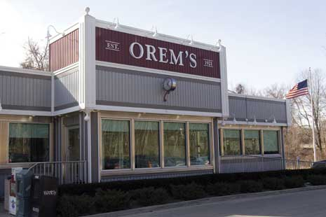"A jury in The United States District Court in Bridgeport ruled that Orem's Diner in Wilton is ""liable for hostile work environment discrimination based on gender,"" according to the Wilton Bulletin."