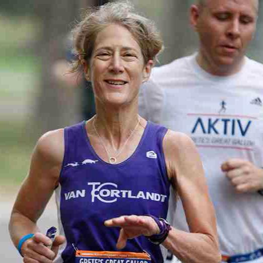 Bette Clark will be running her fifth Boston Marathon on Monday, April 21