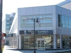 William Pitt Sotheby's International Realty has moved to Harbor Point in Stamford.