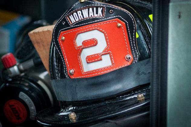 Norwalk firefighters extinguished an apartment blaze on Monday, April 21.