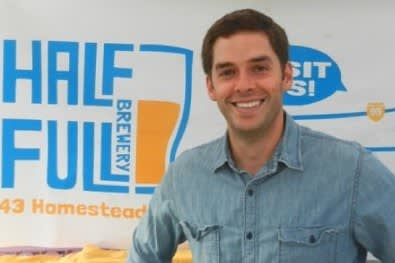Conor Horrigan traded a career on Wall Street to start a craft brewery in Stamford.