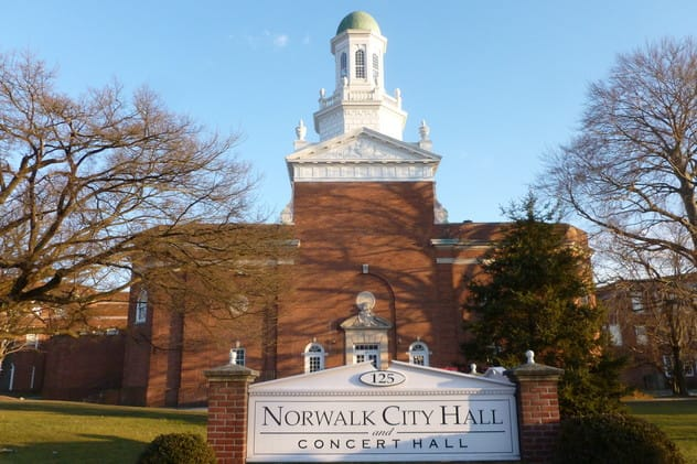 Norwalk City Hall will host a discussion on home energy savings on Tuesday, April 29.