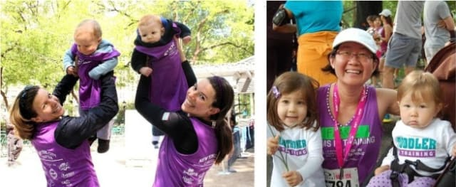 Training programs for mothers to run a 5k will begin Saturday in Greenwich and Fairfield.