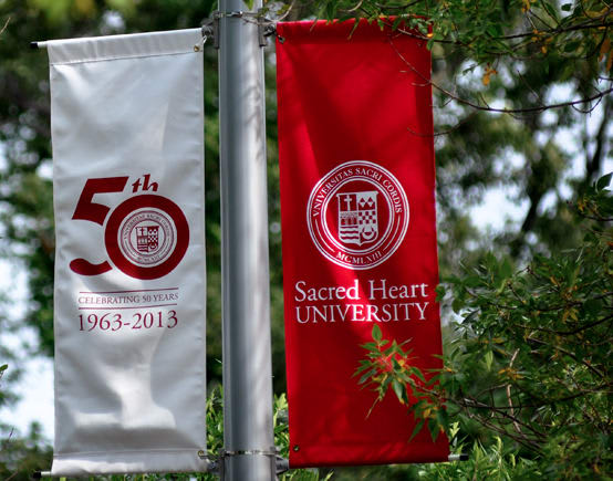 Fairfield police are investigating an alleged attack on a Sacred Heart University student in October.