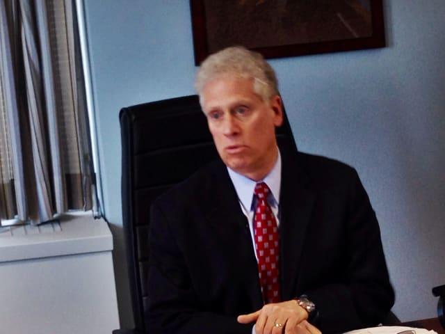 Board of Legislators Chairman Michael Kaplowitz
