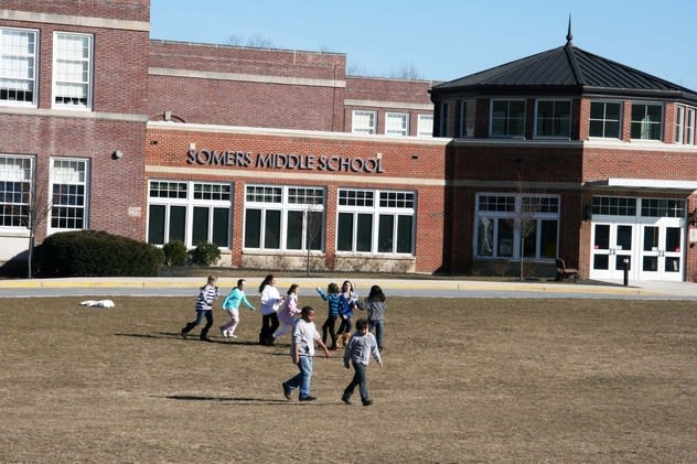 Somers Middle School will be the polling site for the May 20 school election.