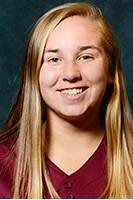 Norwalk's Eileen Ornousky was named Player of the Week at Colgate University after hitting the first home run of her collegiate softball career on Saturday against Bucknell.