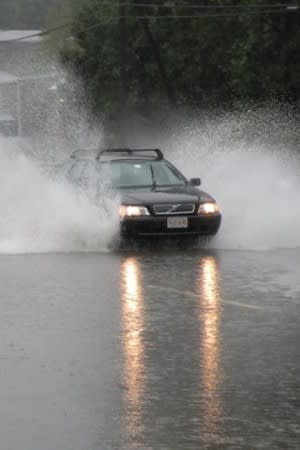 Westchester County will be under a flood watch from Wednesday afternoon until Thursday morning.