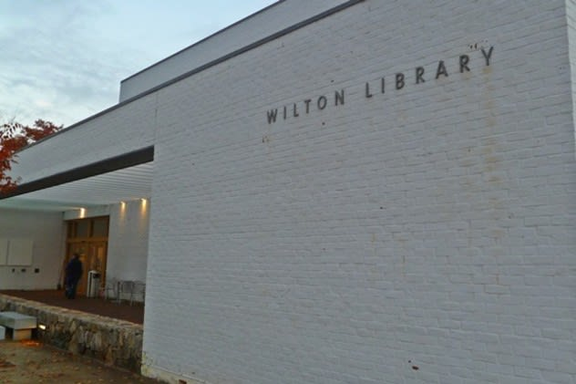 The Wilton Schools' Fine and Performing Arts Exhibition will open at the Wilton Library on Monday, May 5, from 6 to 7:30 p.m.