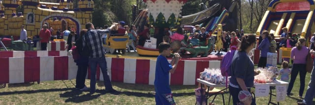 Pleasantville's Rosenthal JCC is set to host a children's carnival on Sunday, May 4.