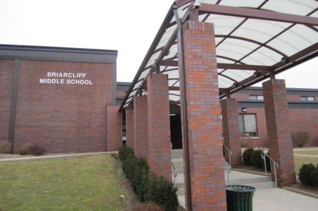 The Briarcliff School District's Audit Committee will hold a meeting in the middle school library on Wednesday, May 7.