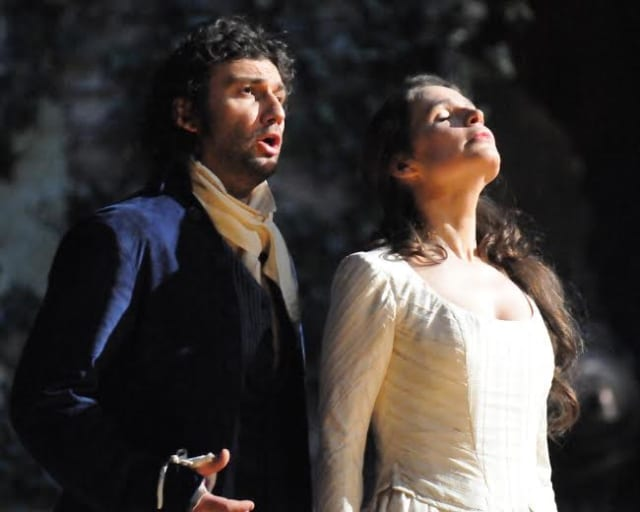 "Rossini's ""La Cenerentola"" will play at 12:55 p.m. Saturday, May 10 and Massenet's ""Werther"" will play at 2 p.m. Sunday, May 11 as part of the Live in HD series at The Ridgefield Playhouse."