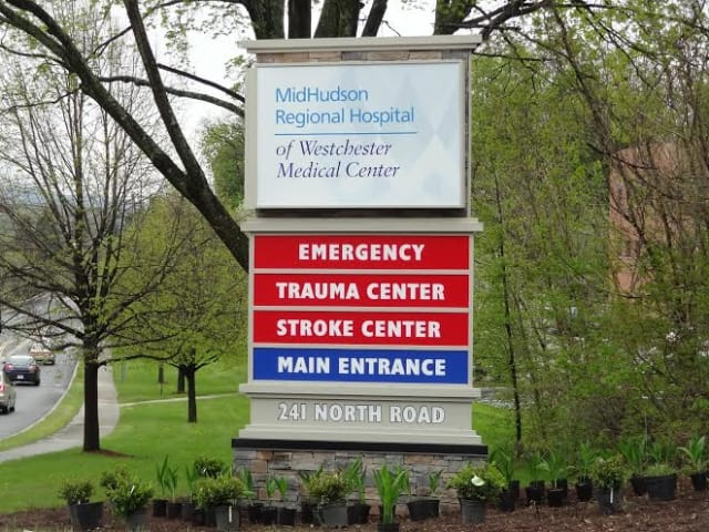 MidHudson Regional Hospital of Westchester Medical is operational as of Friday, May 9.