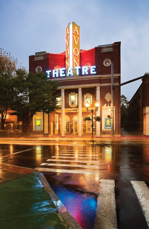 The Avon Theatre of Stamford is co-hosting a series of French films.
