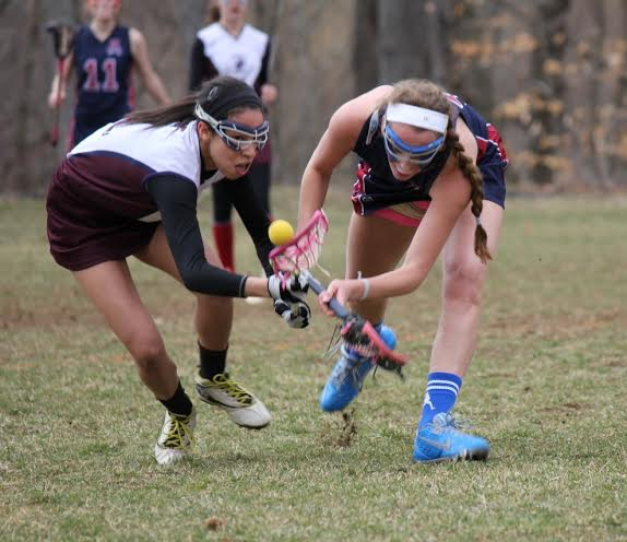 The Harvey School's girls lacrosse team lost to Cheshire Academy.