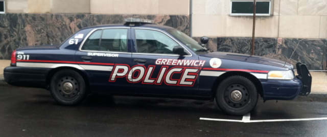 Greenwich Police arrested an 86-year-old man on May 7 after he allegedly fire a starter pistol at a work site next to his Byram Shore Road home because he was irritated about noise at a construction site.