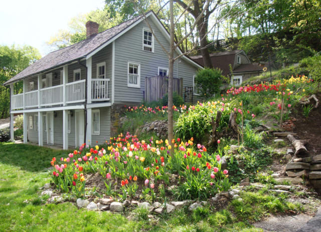 The Jug Tavern of Sparta is hosting a walking tour of the Sparta neighborhood Sunday, May 18 at the south end of Ossining.