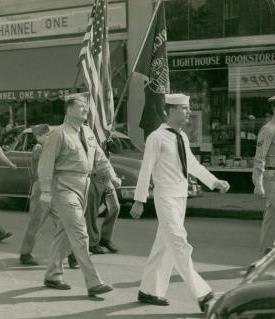 The American Legion Post 128 and Auxiliary will sponsor a parade on Memorial Day.