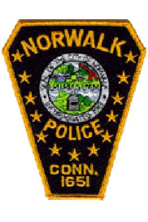 Norwalk police said that a Waterbury man was found punching out windows at the fire station on Van Zant Street.