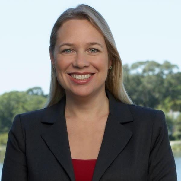 County Legislator Catherine Parker