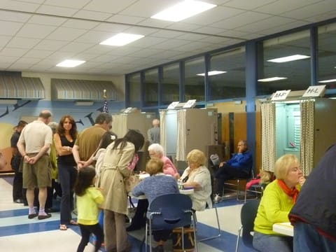 Ardsley voters passed a proposed $61.3 million budget for the 2014-2015 school year.