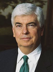 "Christopher John ""Chris"" Dodd turns 70 on Tuesday."