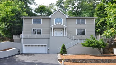 This house at 637 Scarsdale Road in Tuckahoe is open for viewing on Sunday.