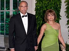 Kenneth Irvine Chenault turns 63 on Monday, June 2.