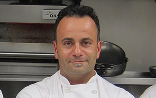 """Sleepy Hollow's Giuseppe """"Joey"""" Fanelli won The Food Channel's Kitchen Casino challenge that aired Sunday, June 1."""