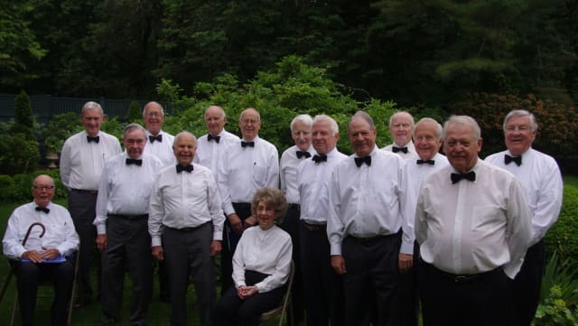 The Senior Songsters will perform Wednesday at the Darien Senior Center.