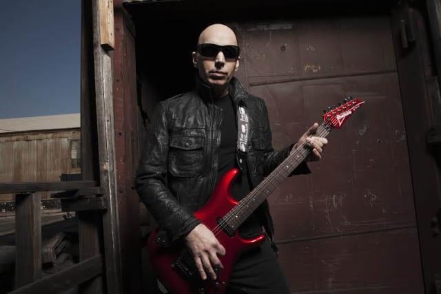 Guitar legend Joe Satriani will perform at the Ridgefield Playhouse on Tuesday, June 10.