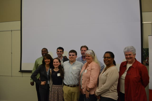 Presenters at the Raise the Age town hall meeting, which was held on May 8 in Mount Kisco.