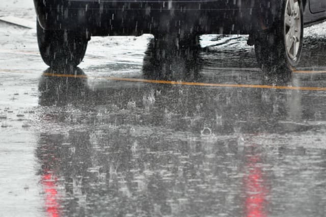 Heavy rain is in the forecast in Westchester for Thursday that could affect the morning commute.