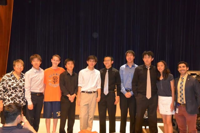 The Edgemont High School band recently put on a benefit concert for Big Brothers, Big Sisters of Westchester.