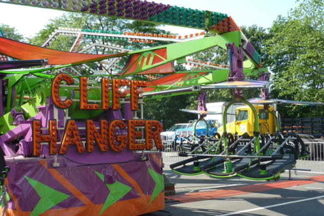 Treat the family to a day of carnival, games, food and fun this weekend at the Yankee Doodle Fair in Westport.