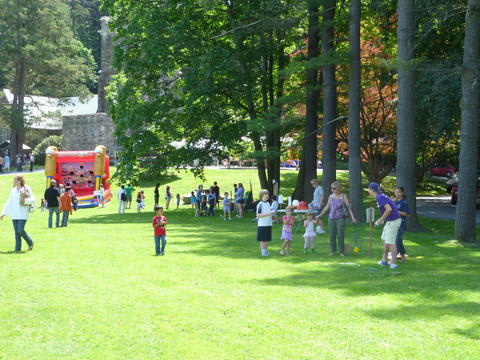 The Chappaqua Strawberry Festival offers a wide variety of fun and entertainment.