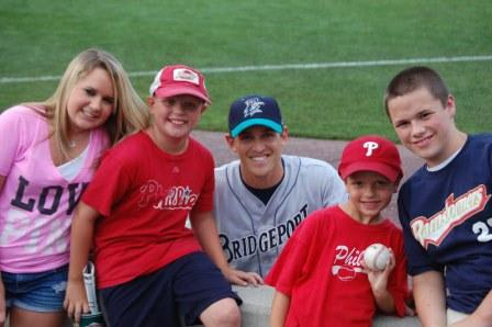 Enjoy a night out at the ballpark and help out the Pequot Library at the same time.