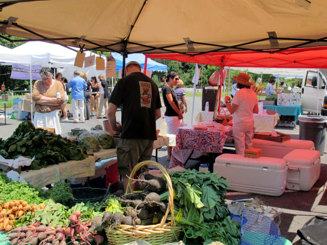 The Farmers' Market at Phelps will reopen for the season on Thursday, June 12.