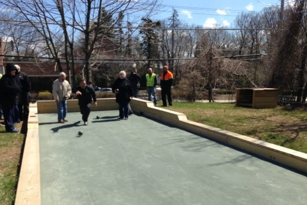 Join At Home On The Sound as it hosts its first bocce tournament.