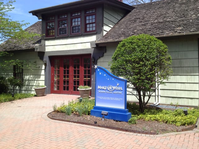 "Make-A-Wish HQ, called the ""Wish House"" in Tarrytown."