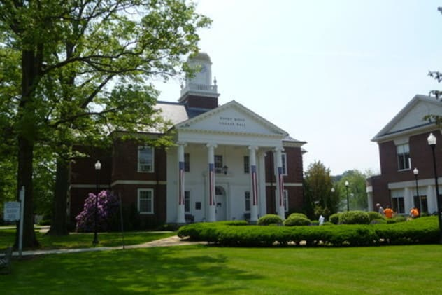 Mount Kisco Village Hall