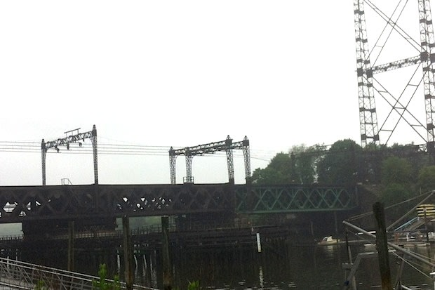 The rotating Walk Bridge over the Norwalk River is scheduled to open to some river traffic Saturday morning after being closed by the U.S. Coast Guard this week for repairs.